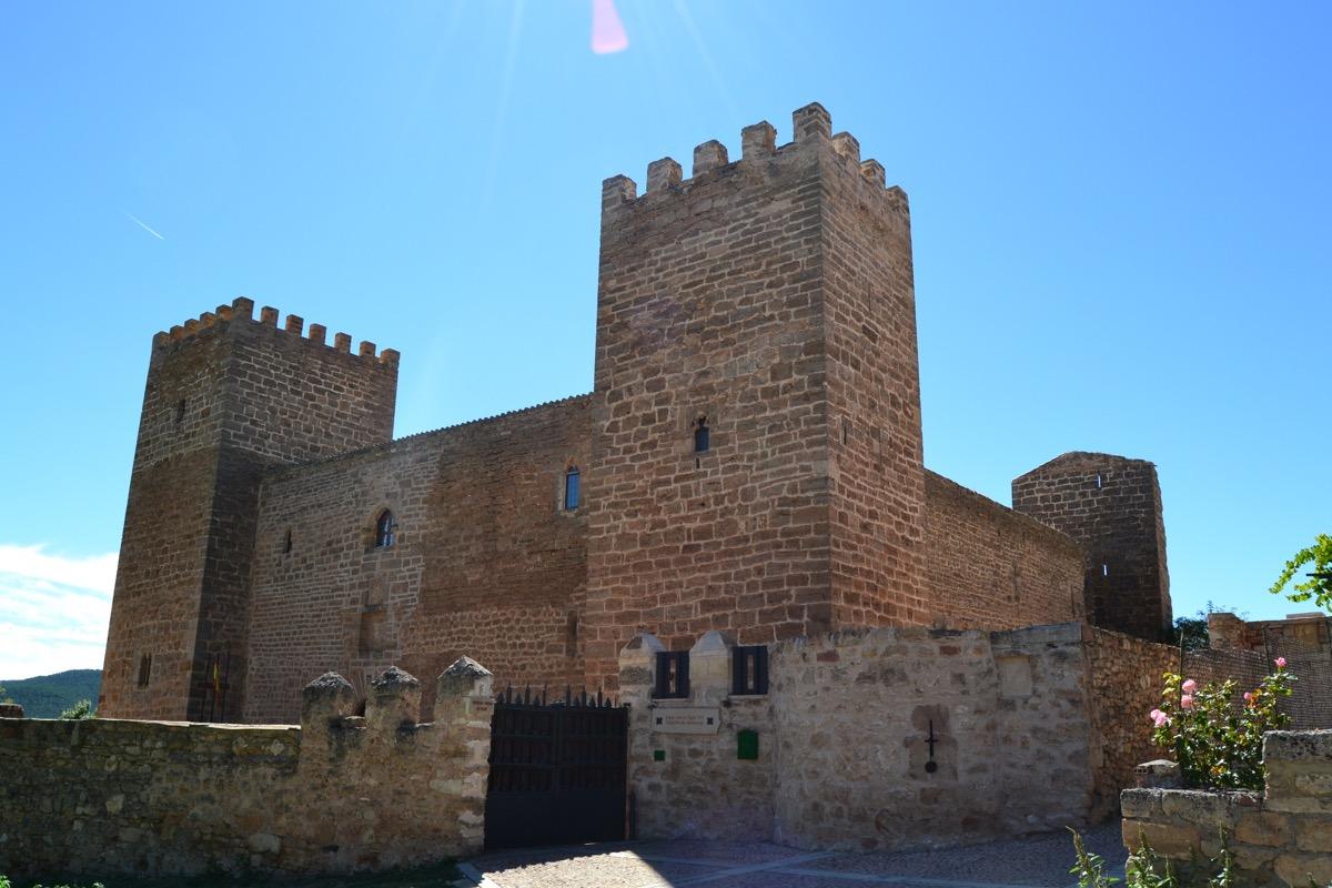 Castillo de Santiuste (Corduente)